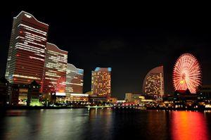 横浜の夜景01