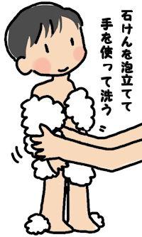 身体の洗い方03
