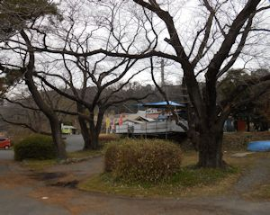上大島キャンプ場売店