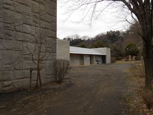 上大島キャンプ場トイレ