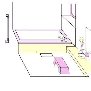 浴室 - コピー