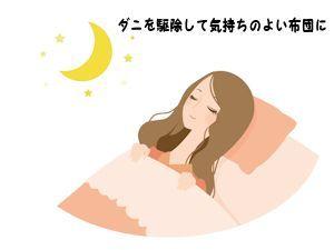 布団のダニ駆除02 - コピー