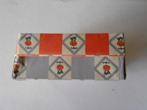 2枚重ね折紙の箱004 - コピー