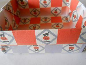 2枚重ね折紙の箱006 - コピー