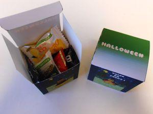 ネコハロウィンBOX001 - コピー