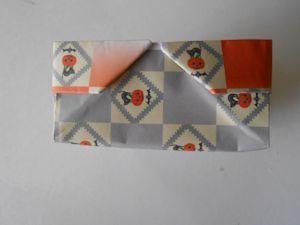 2枚重ね折紙の箱003 - コピー