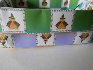2枚重ね折紙の箱007 - コピー