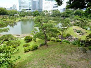都立庭園紅葉めぐり02 - コピー