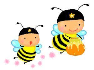 はちみつミツバチ - コピー