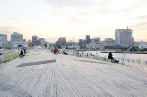 横浜大さん橋初日の出06 - コピー