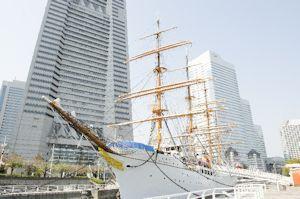帆船日本丸05 - コピー