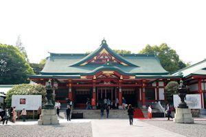 赤坂日枝神社02 - コピー