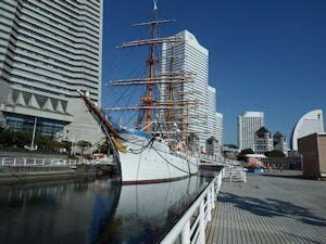 帆船日本丸04 - コピー