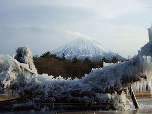西湖樹氷まつり02 - コピー
