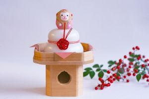 鏡餅の丸め方02 - コピー