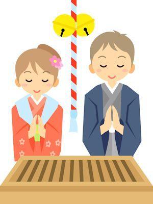 初詣の参拝時間04 - コピー