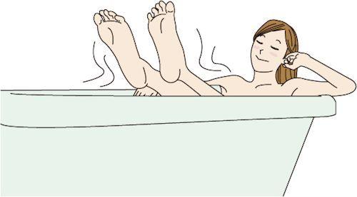 冬のお風呂02 - コピー