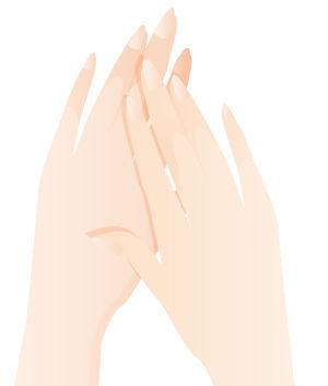 爪の周りのささくれ02 - コピー