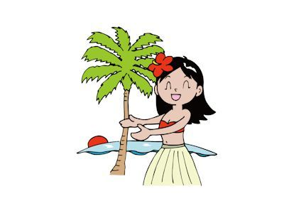 お台場ハワイ・フェスティバル02 - コピー