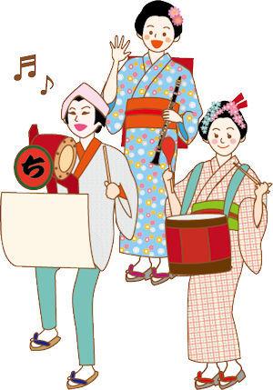 しながわ宿場祭り03 - コピー